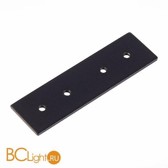 Прямой соединитель для накладного / подвесного магнитного шинопровода ST Luce Skyline ST005.429.00 черный