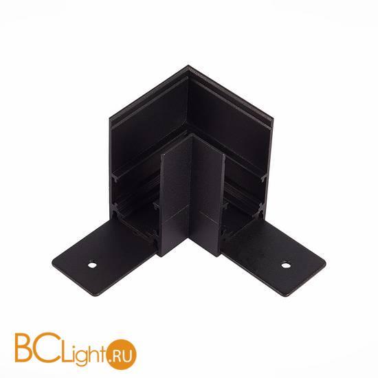 Угол-соединитель для подвесного / накладного магнитного шинопровода ST Luce Skyline ST007.419.00 черный