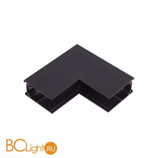 Коннектор угловой внутренний для накладного магнитного шинопровода ST Luce Skyline ST007.439.00 черный