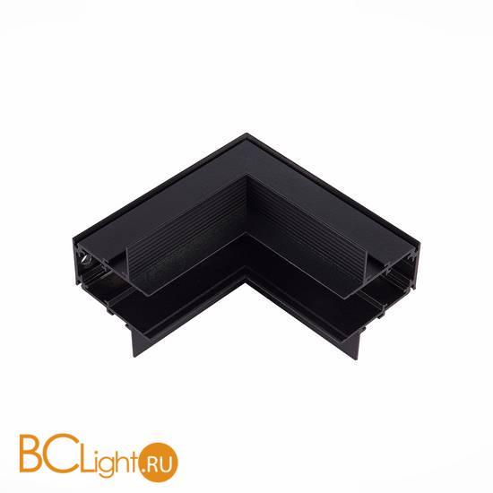 Коннектор угловой внутренний для встриваемого магнитного шинопровода ST Luce Skyline ST007.449.00 черный