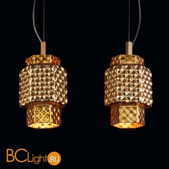 Подвесной светильник Sylcom Casa Blanca 0260 D GOL
