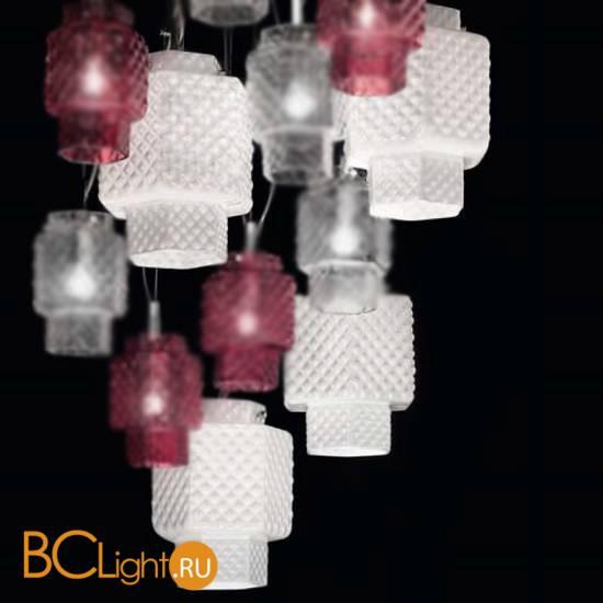 Подвесной светильник Sylcom Casa Blanca 0263 BL + KIT 0262