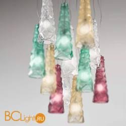 Подвесной светильник Sylcom Chaotic 0192 CR + KIT 0192