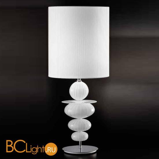 Настольная лампа Sylcom Igloo 2062 K BL + TOP 2062 BIA