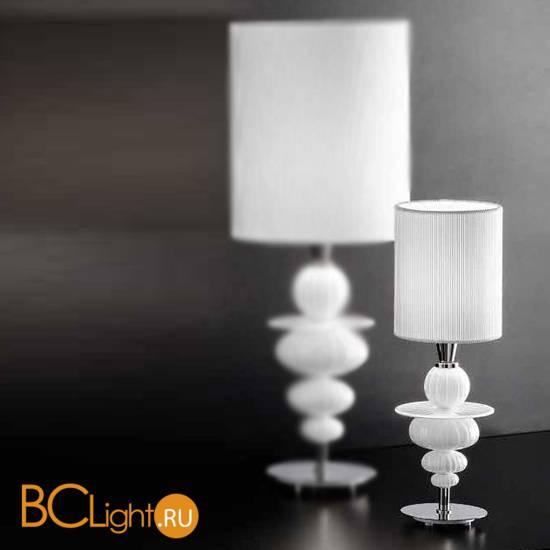 Настольная лампа Sylcom Igloo 2060 K BL + TOP 2060 BIA