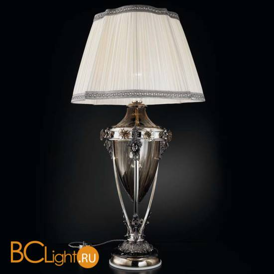Настольная лампа Sylcom Impero 1659 ARG FU + TOP 1659 ARG