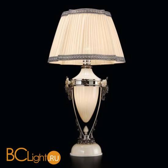 Настольная лампа Sylcom Impero 1658 ARG AV + TOP 1658 ARG