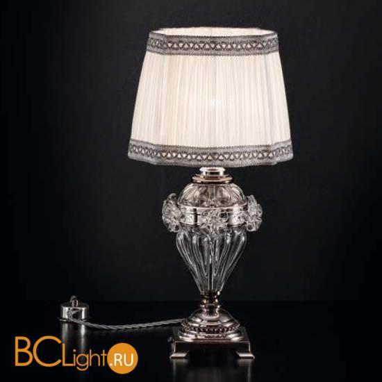 Настольная лампа Sylcom Impero 1668 ARG CR + TOP 1668 ARG