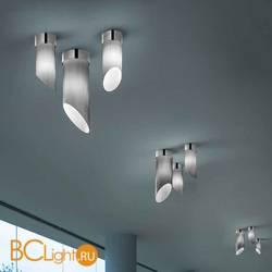 Потолочный светильник Sylcom Korinthos 0046 BLCR.GRY