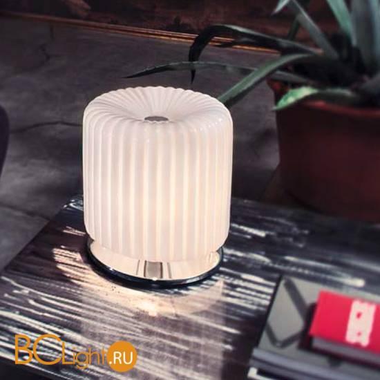Настольная лампа Sylcom Mask 0129 K BL