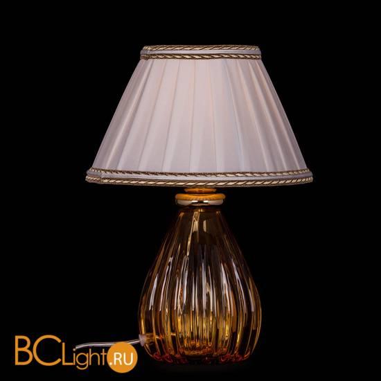 Настольная лампа Sylcom Scrigno 1395 D AS + TOP 1462/22 ORO
