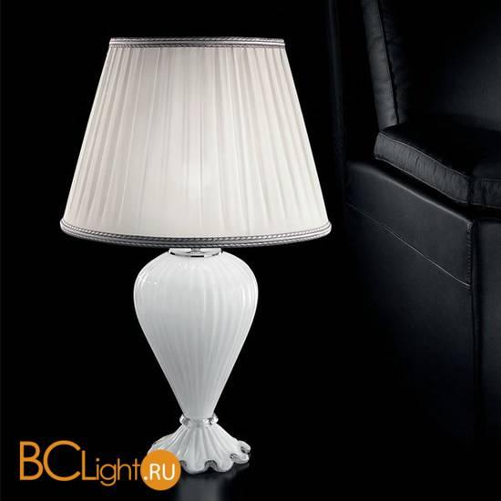 Настольная лампа Sylcom Scrigno 1462/52 K BL + TOP 1462/52 ARG