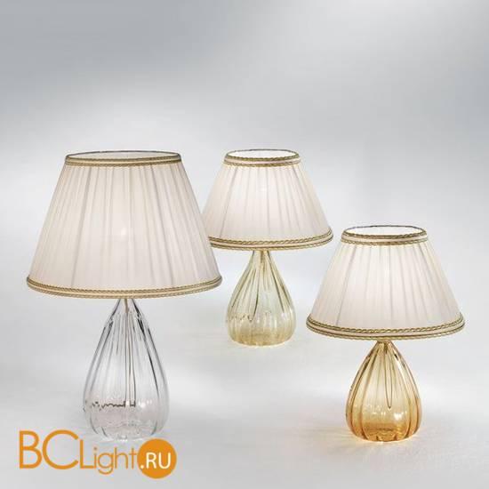 Настольная лампа Sylcom Scrigno 1396 K CR + TOP 1462/35 ORO