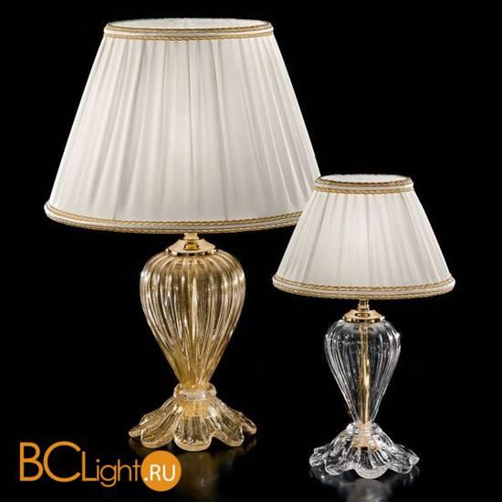 Настольная лампа Sylcom Scrigno 1462/35 D ORO + TOP 1462/35 ORO