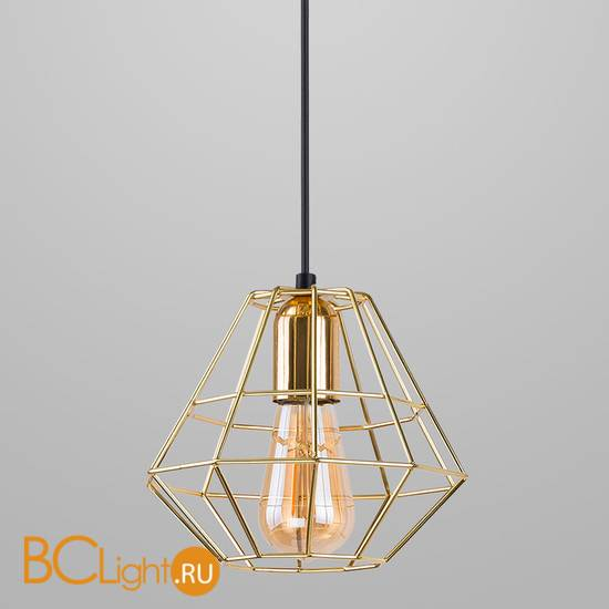 Подвесной светильник TK Lighting Diamond 2575 Diamond Gold