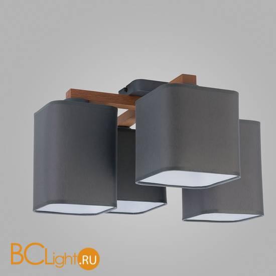 Потолочная люстра TK Lighting Tora 4166 Tora Gray