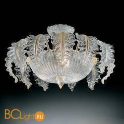 Потолочный светильник Vetri Lamp 1009/55 Cristallo/Oro