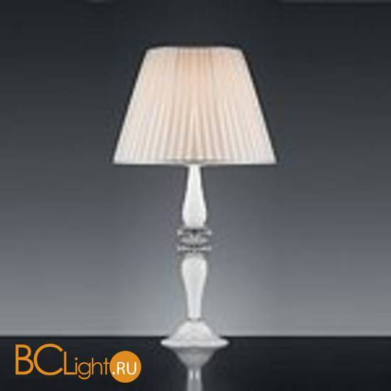 Настольная лампа Vetri Lamp 102 Bianco/Cristallo