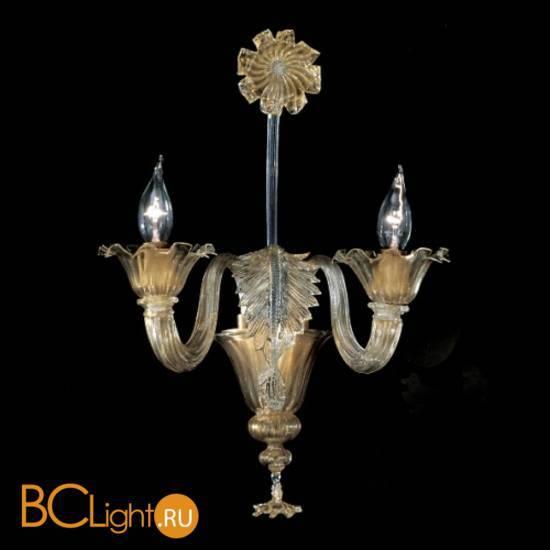 Бра Vetri Lamp 1013/A2 Oro 24Kt