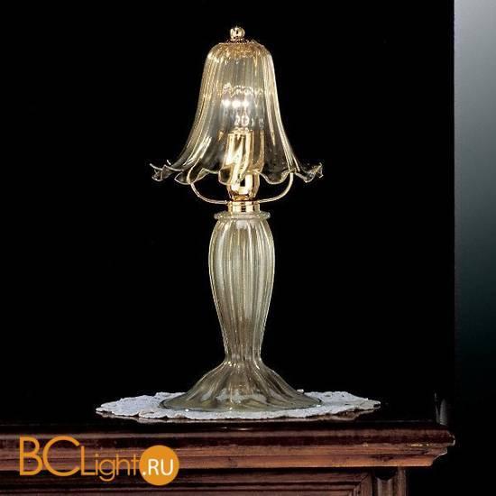 Настольная лампа Vetri Lamp 1013/L Oro 24Kt