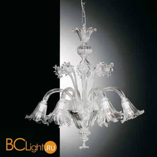 Люстра Vetri Lamp 1014/6 Cristallo