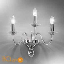 Бра Vetri Lamp 1175/A3 Cristallo