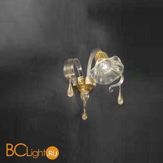 Бра Vetri Lamp 1182/A1 Oro 24 Kt.