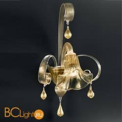 Бра Vetri Lamp 908/A1 Oro 24Kt