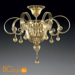 Потолочный светильник Vetri Lamp 910/PL Oro 24Kt
