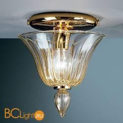 Потолочный светильник Vetri Lamp 92/PL Cristallo/Oro
