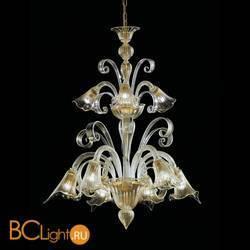 Люстра Vetri Lamp 983/6+3 Oro 24Kt