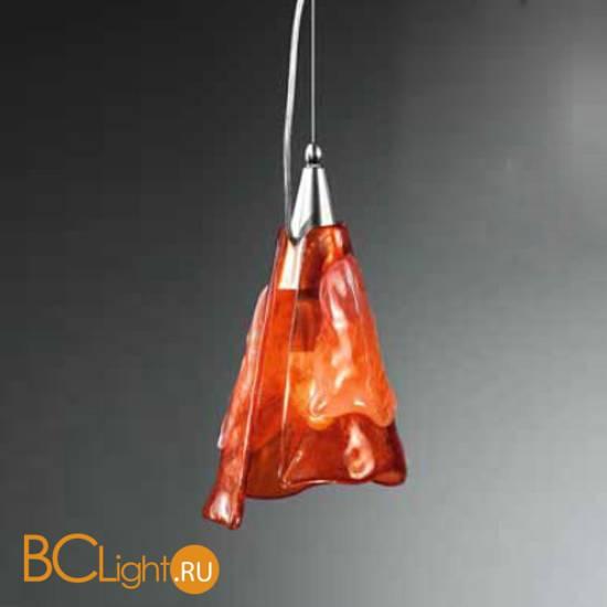 Подвесной светильник Vetri Lamp 1134/15 Bianco/Arancio
