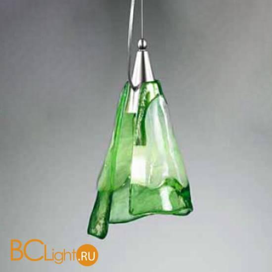 Подвесной светильник Vetri Lamp 1134/15 Bianco/Verde