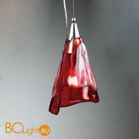 Подвесной светильник Vetri Lamp 1134/20 Bianco/Rosso