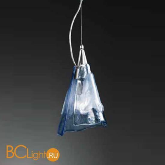 Подвесной светильник Vetri Lamp 1134/26 Bianco/Celeste
