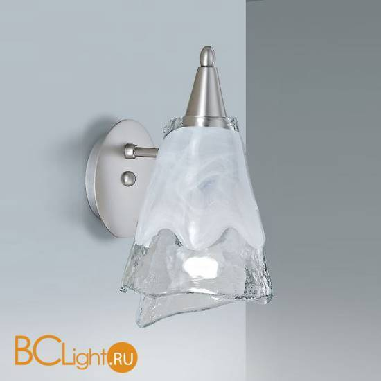 Бра Vetri Lamp 1134/A Bianco/Cristallo