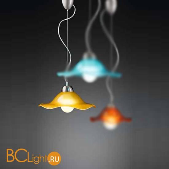 Подвесной светильник Vetri Lamp 1135/38 Giallo