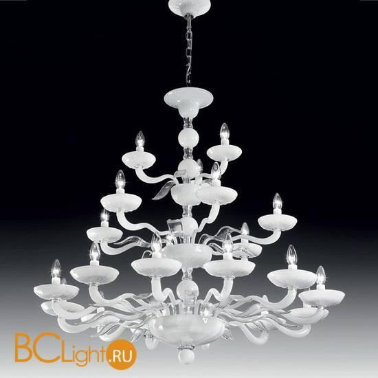Люстра Vetri Lamp 1171/12+6+3 Bianco