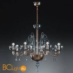 Люстра Vetri Lamp 1200/8 Smoked grey/Grey