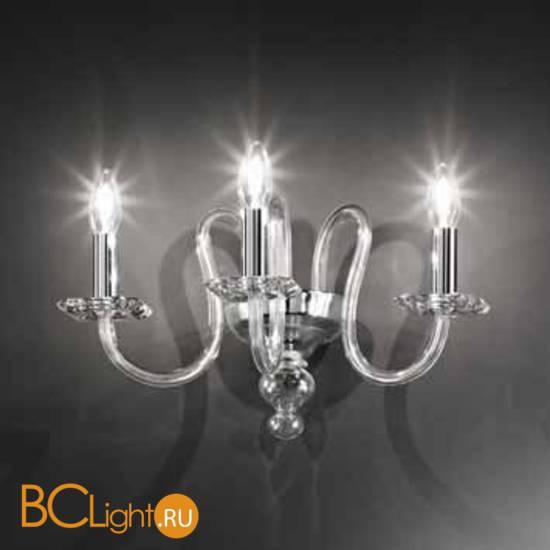 Бра Vetri Lamp 1202/A3 Cristallo