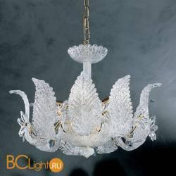 Люстра Vetri Lamp 142/50 Cristallo/Cristallo