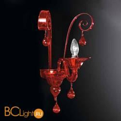 Бра Vetri Lamp 911/A1 Rosso