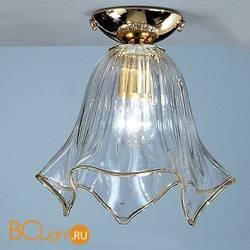 Потолочный светильник Vetri Lamp 93/PL28 Cristallo/Oro