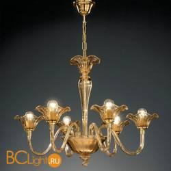Люстра Vetri Lamp 942/6 Ambrato