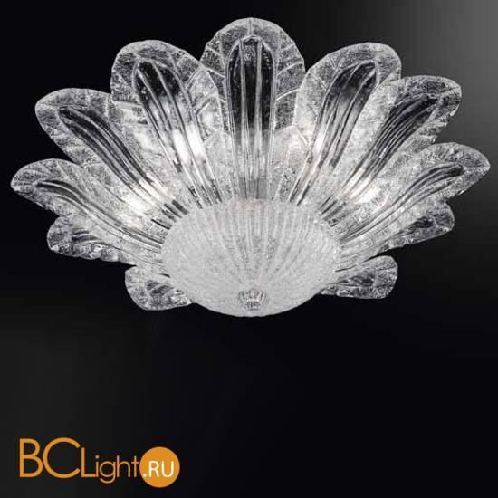 Настенно-потолочный светильник Vetri Lamp 954/60 Cristallo