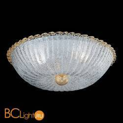 Потолочный светильник Vetri Lamp 960/40 Cristallo/Oro 24 Kt.