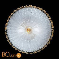 Потолочный светильник Vetri Lamp 960/30 Cristallo/Oro 24 Kt.