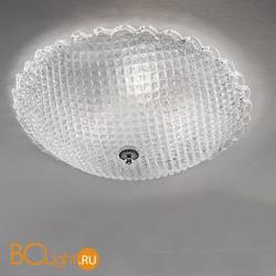 Потолочная лампа Vetri Lamp 991/40 Cristallo