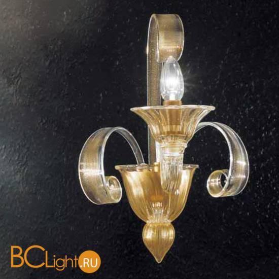 Бра Vetri Lamp 993/A1 Oro 24Kt