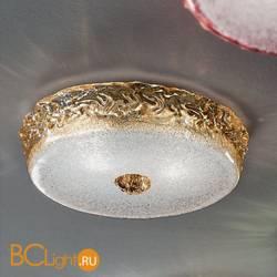 Потолочная лампа Vetri Lamp 999/28 Ambra/Cristallo